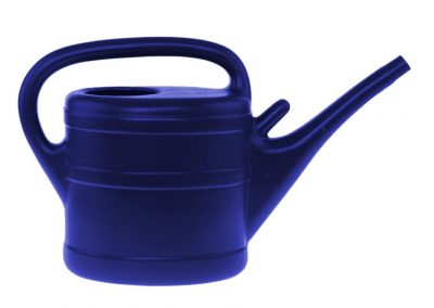 Gießkanne 10 L blau