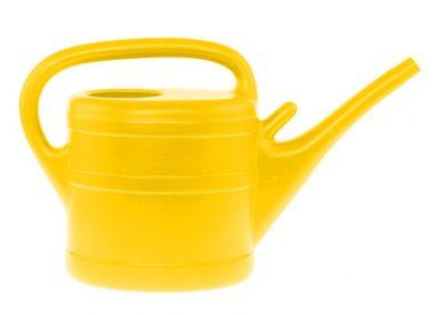 Gießkanne 10 L gelb