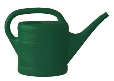 Gießkanne 5L dunkelgrün