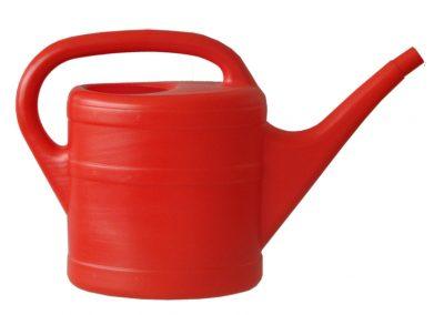 Gießkanne 5L rot